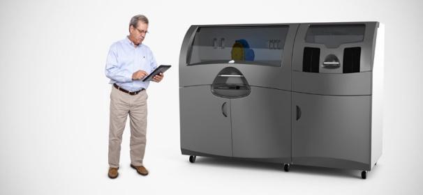 ProJet 660Pro 3D Printer