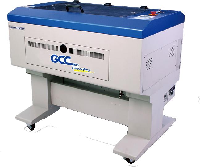 LaserPro Mercury II Laser Engraver/Cutter