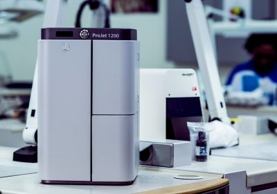 ProJet 1200 for Precise Desktop Printing and Micro SLA Accuracy