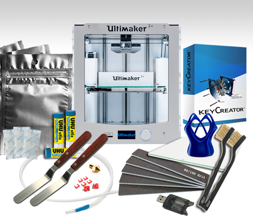 FREE TEC Classroom 3D Printer Essentials Kit™ with Every School 3D Printer Purchase!