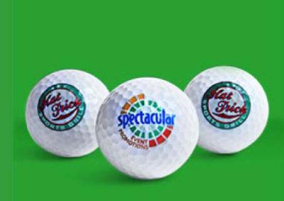 golf balls project