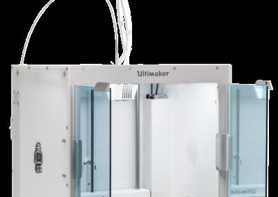 ultimaker s5 turn right-doors open