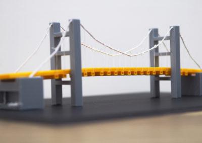 Suspended Bridge Lesson